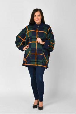 Куртка женская в клетку